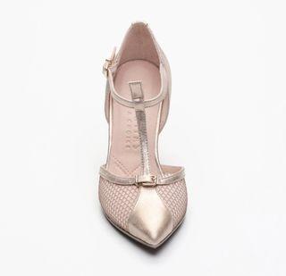 Zapatos de tacón Salomés St Tropez de Hispanitas
