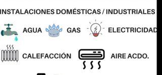 Instalaciones/servicios/lampisteria