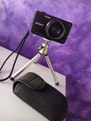 Cámara digital SONY DSC-WX80