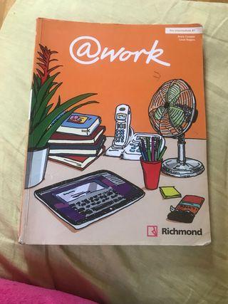 @work libros de inglés