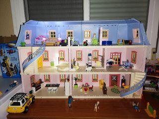 Casa Playmobil Mansión Romántica, casas tematicas