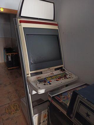 Máquina Recreativa Arcade Naomi