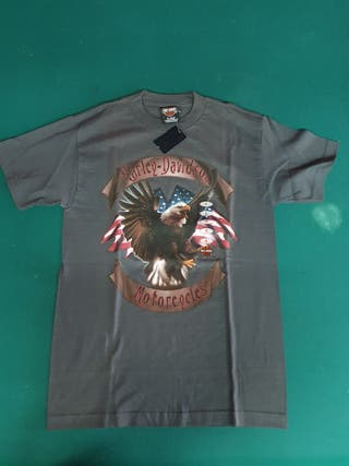 Harley Davidson camiseta