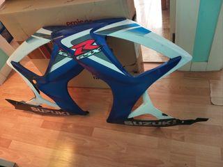 plasticos laterales Suzuki r gsx