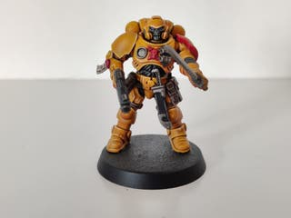 Warhammer Imperial Fists Puños Imperiales Reiver