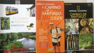 libros del camino de Santiago