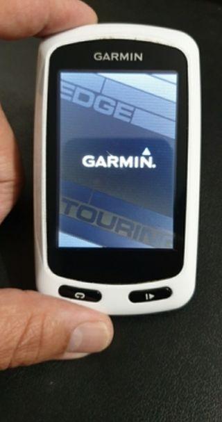Garmin Edge touring