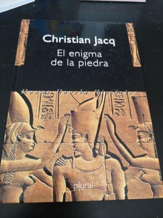 Libro el enigma de la piedra