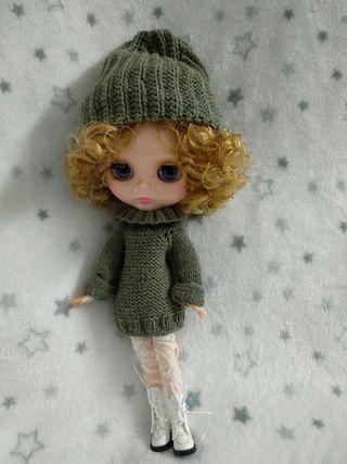 muñeca blythe