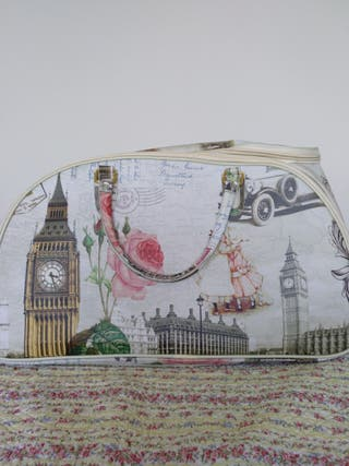 Maleta - bolsa de viaje