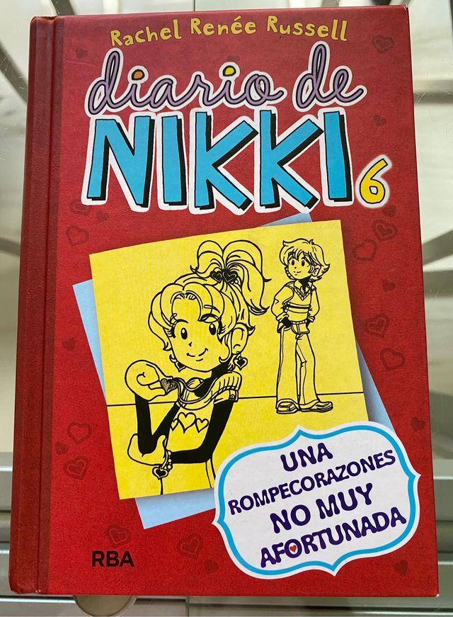 El diario de Nikki 6: Una rompecorazones... RBA