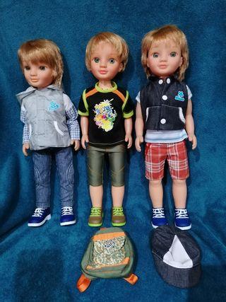 lote tres Lucas novio de la nancy