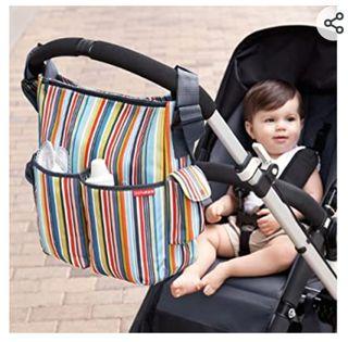 Skip Hop: Bolsa de pañales, Mochila para bebés