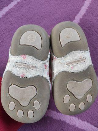 Zapatos merceditas niña 18 Vertbaudet