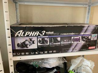 Kyosho RC alpha 3