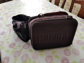 mochila rapala urban sling back