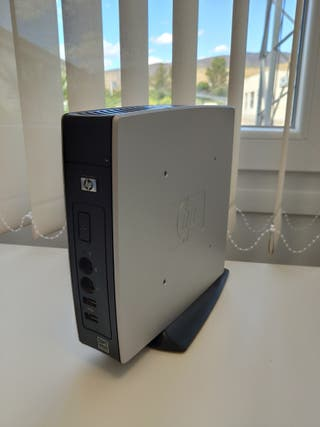 Mini compacto PC sobremesa HP Thin Client t5545