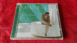 """CD Julio Iglesias """"La Carretera"""""""