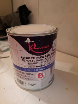 bote pintura para azulejos