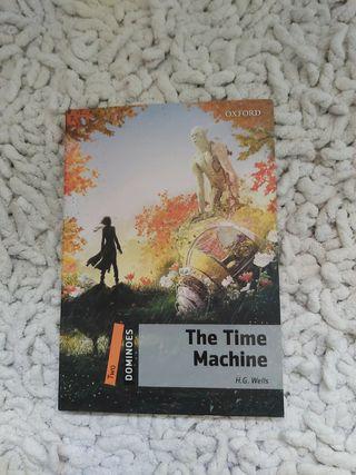 The time machine libro en ingles B1