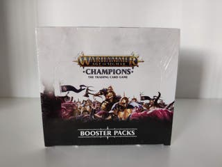 Warhammer Age of Sigmar Champions Wave 1 Box
