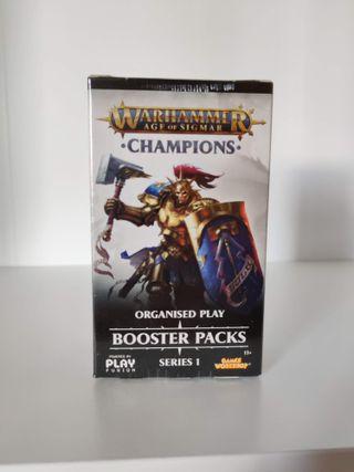 Warhammer Age of Sigmar Champions Organised Play 1