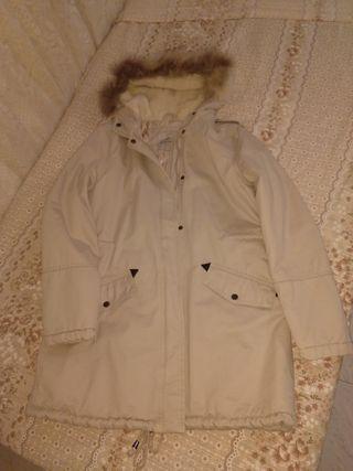 abrigo clarito