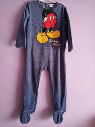 pijama para 2 años