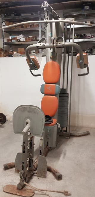 maquina gimnasio multifunción