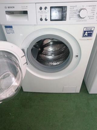 Lavadora Bosch 8 kg A+++