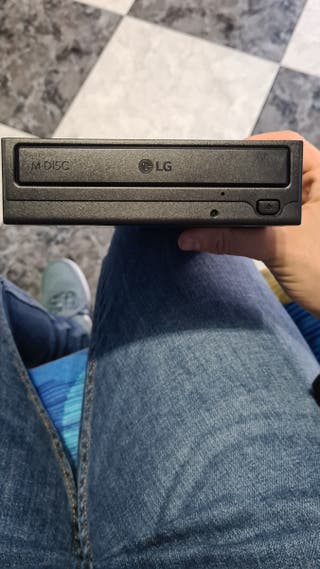 Grabador y reproductor DVD/CD