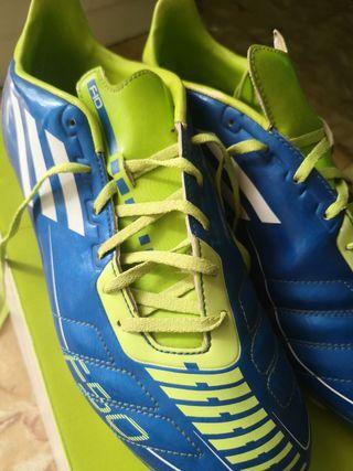botas de tacos Adidas f50