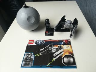 Lego star wars planet series 9676