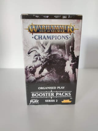 Warhammer Age of Sigmar Champions Organised Play 2