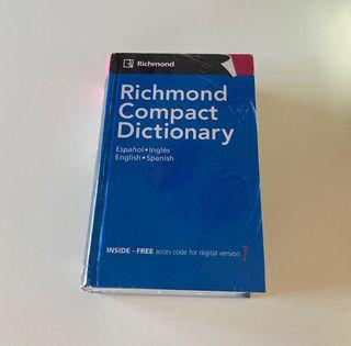 Diccionario Richmond inglés