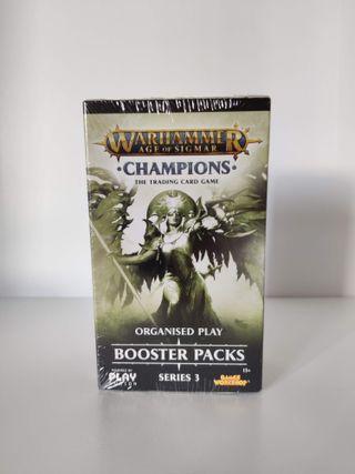 Warhammer Age of Sigmar Champions Organised Play 3