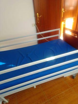 cama hidráulica, articulada eléctrica. ortopédica.