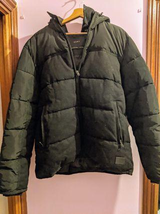 abrigo hombre zara