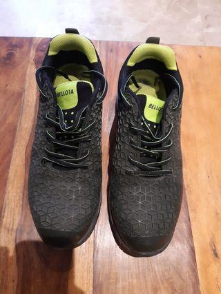 zapatos seguridad Bellota(sólo 2 usos)