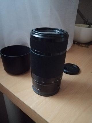Objetivo Sony 55-210mm