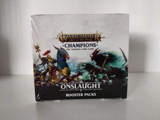 Warhammer Age of Sigmar Champions Onslaught Box