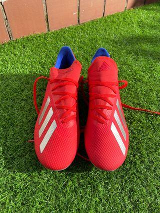 Botas futbol adidas Talla 42