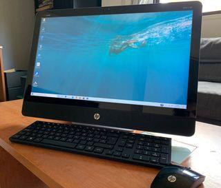 Ordenador HP modelo Envy Recline TouchSmart 23