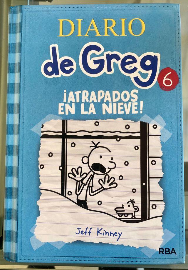 El diario de Greg 6, Atrapados en la nieve, Nuevo