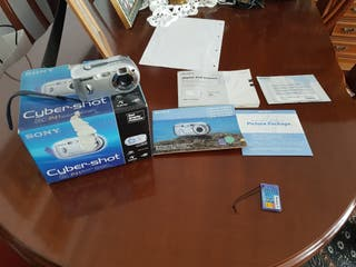 cámara Sony dsc-p41