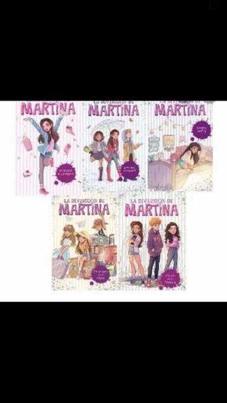 """Libros """" La diversión de Martina"""""""