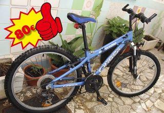 Bicicleta de montaña Orbea cadete