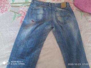 pantalones vaqueros marca salsa