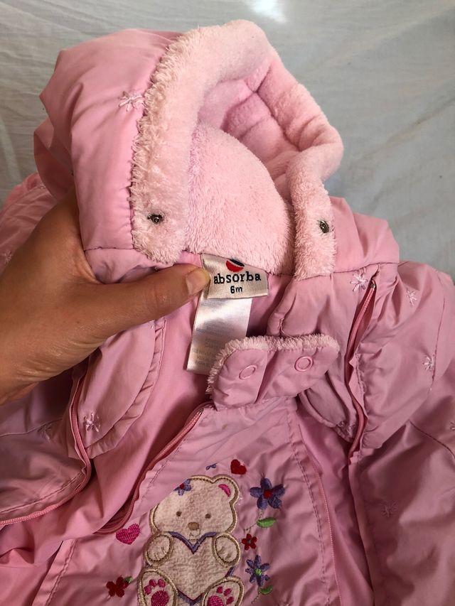 Buzo bebé invierno