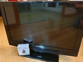 "Samsung Tv 32"" + Google Chromecast"